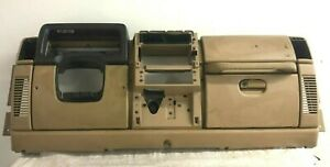 Complete Dash 97 02 Jeep Tj Wrangler Factory Dash Assembly Dashboard Camel Tan