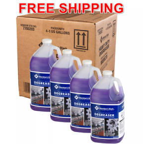Member s Mark Commercial Heavy duty Degreaser 1 Gal 4 pack free Shipping