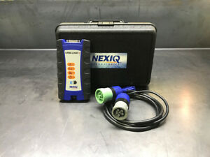 2020 Truck Diagnostic Kit With Genuine Nexiq Usb Link 2 And 3 Software Pack