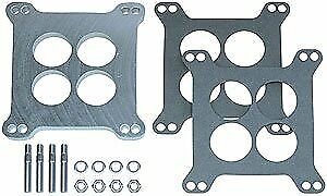 Trans Dapt Performance 2280 Holley 4 Barrel Carb Spacer 3 8 In Ported
