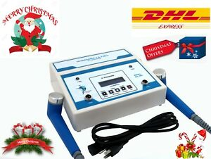 1 Mhz And 3mhz Ultrasound Ultrasonic Therapy Machine For Pain Relief Therapy Dhl