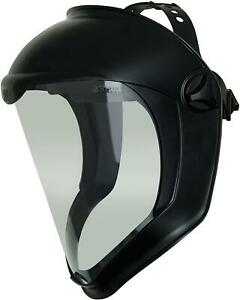 Uvex Bionic Face Shield Helmet Mask Clear Visor Protective Cover Grinding Safety