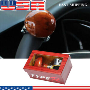 Heavy Duty Steering Wheel Spinner Handle Car Truck Suicide Power Knob Us