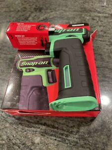 New Snap On Torch300g Butane Gas Torch In Green