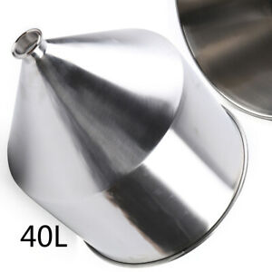 40l Filling Machine Hopper Constructed Of 304 Stainless Steel Food grade Tool