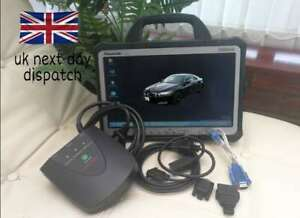 Newest Version Honda Hds Him Diagnostic Tool With Double Board And Laptop