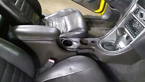 03 04 Ford Mustang Center Floor Console Assembly no Shifter Charcoal Oem