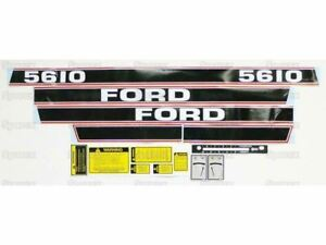 Decal For Ford New Holland 5610 Fits Ford New Holland 5610