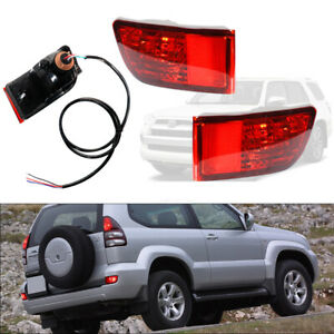 Led Tail Brake W turn Signal Lights Rear Fog Lamps For 2003 2005 Toyota 4runner