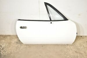 90 97 Mazda Miata Mx5 Passenger Door Shell Bare Aa6665