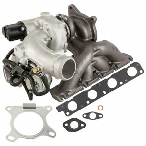 Stigan K03 Turbo Kit With Turbocharger Gaskets For Audi Volkswagen Vw 2 0t Bpy