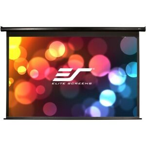 New Elitescreens Electric128x Spectrum Projection Screen 128in Electric