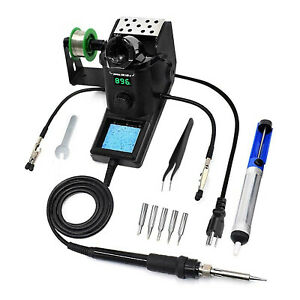 Yihua 926led iii Soldering Iron Station 60watt 110v Digital Led Display Portable