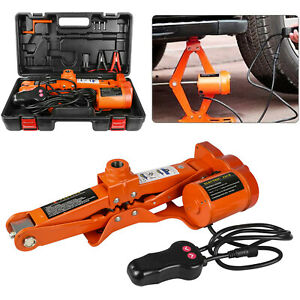 Electric Car Jack Lift 12v 3 Ton All in one Automatic Scissor Jack Repair Tool