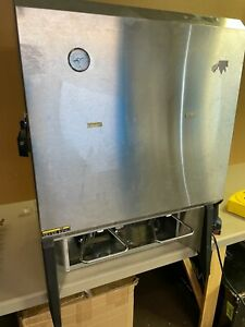 Silver King Majestic Double Valve Bulk Milk Dispenser Skmaj2 c4