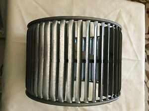 10 1 2 Diameter Squirrel Cage Blower Fan For Hvac Units Excellent Condition