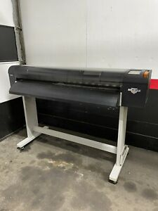 Mutoh Valuejet Vj 1204as 1204 As Eco Solvent Wide Large Format Printer
