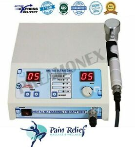 New Ultrasound Therapy Machine Pain Relief Compact Model 1mhz Therapy Machine