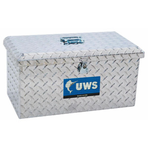 21 In Aluminum Large Tool Box
