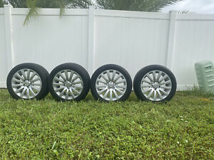 18 Oem Buick Rims Set Of 4 And Tires Included
