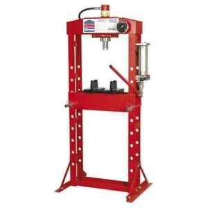 Sealey Hydraulic Press 20tonne Floor Type Garage Workshop Diy