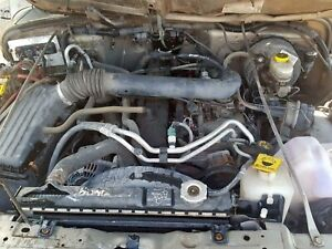 101k Mile Wrangler Engine 4 0l 05 06 Motor