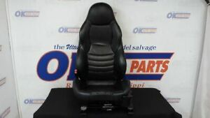 1999 Bmw M Roadster E36 Driver Left Front Seat Black Leather Power Bucket