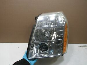 Cadillac Escalade Xenon Left Drivers Headlight Complete Oem 09 10 11 12 13 14