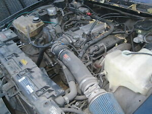 94 Impala Ss Lt1 5 7l 350 V8 Engine Swap Dropout Liftout With Trans