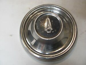 1968 Plymouth Belvedere Satellite Stainless Dog Dish Hub Cap Mopar