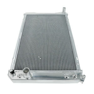 Aluminum Core Radiator 3 row For 82 92 Chevy Camaro pontiac Firebird Trans Am V8