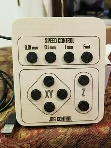 Brand New Cnc Usb Jog Controller Usps Priority Mail Shipping
