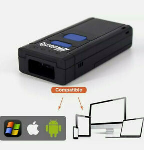 Alacrity 1d Laser Bluetooth Barcode Scanner 3in1 Bluetooth 2 4g Wireless Usb