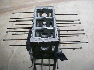 Corvair 65 67 Engine Block T0928rk Pg With Air Deflashed In Side Very Clean