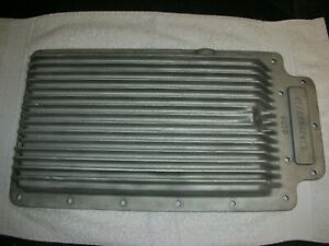 Corvair Aluminum Oil Pan By Offenhouser 5275 Adds 1 Qt Oil Used By Yenko Sti