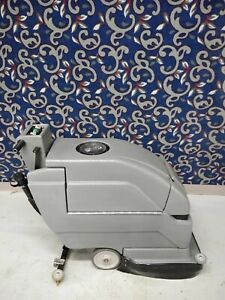Tennant Nobles 2001hd 20 Floor Scrubber With New Batteries And Free Shipping