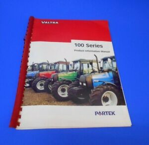 Valtra 100 Series Product Info Manual