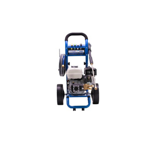 Dirt Laser 3400 Psi 2 5 Gpm Cold Water Gas Pressure Washer With Honda Gx200 Engi