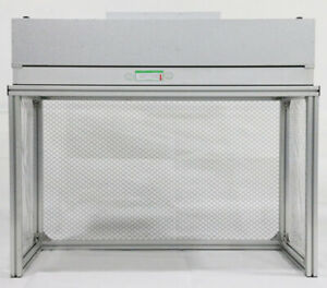 Ventilation Laminar Flow Hood Air Flow Clean Bench Workstation Dust Free Room