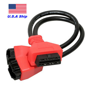 Usa Ship Fca 12 8 Universal Adapter Cable Adapter For Autel
