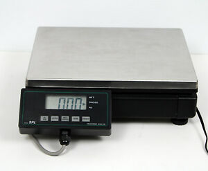 Used Transtronic Spl 150 Shipping Scale rs232 Works Transcell Technologies
