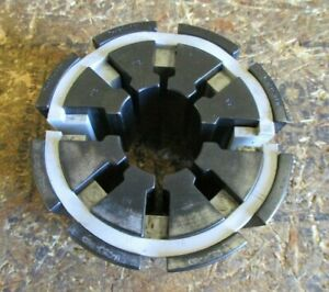 Used Weatherhead Hydraulic Hose Crimper Die Set T420 4cn 1 2 Collet Set