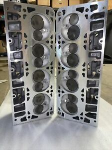 genuine Gm 8452 Ls7 Cylinder Heads Fixed With Valve Job Complete qty 2 Heads