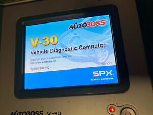 Autoboss Spx V30 Vehicle Diagnostic Computer Scan Tool