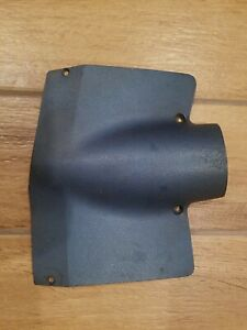 1968 Chevelle El Camino Ss Under Dash Column Steering Trim Plate Gm Blue 3919937