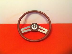 77 88 Oldsmobile Cutlass 442 77 85 Delta 88 Steering Wheel Red