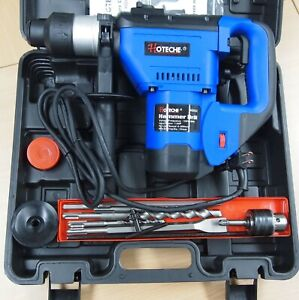 1 1 2 Sds Plus Rotary Hammer Drill 3 Functions 1 5 Hp