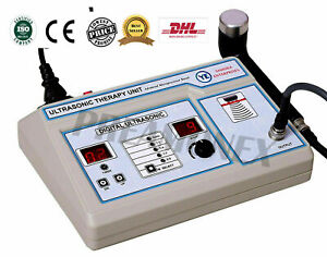 Latest Ultrasound Therapy Physiotherapy 1mhz Pain Relief Machine Fast Recovry