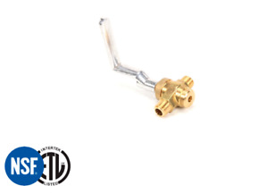 Replacement Natural Control Gas Valve For Chinese Wok Range 1 2 W Turn Handle