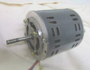 120 V Reliance 025 Hp Electric Motor Excellent Working Condition cw Rotation